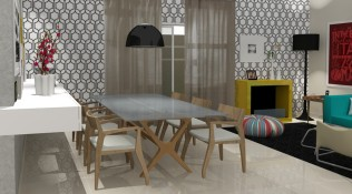 Sala jantar ♥