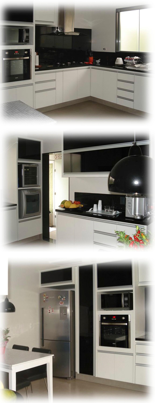 Cozinha depois da reforma