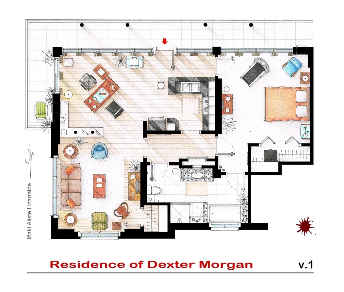 Residência do Dexter