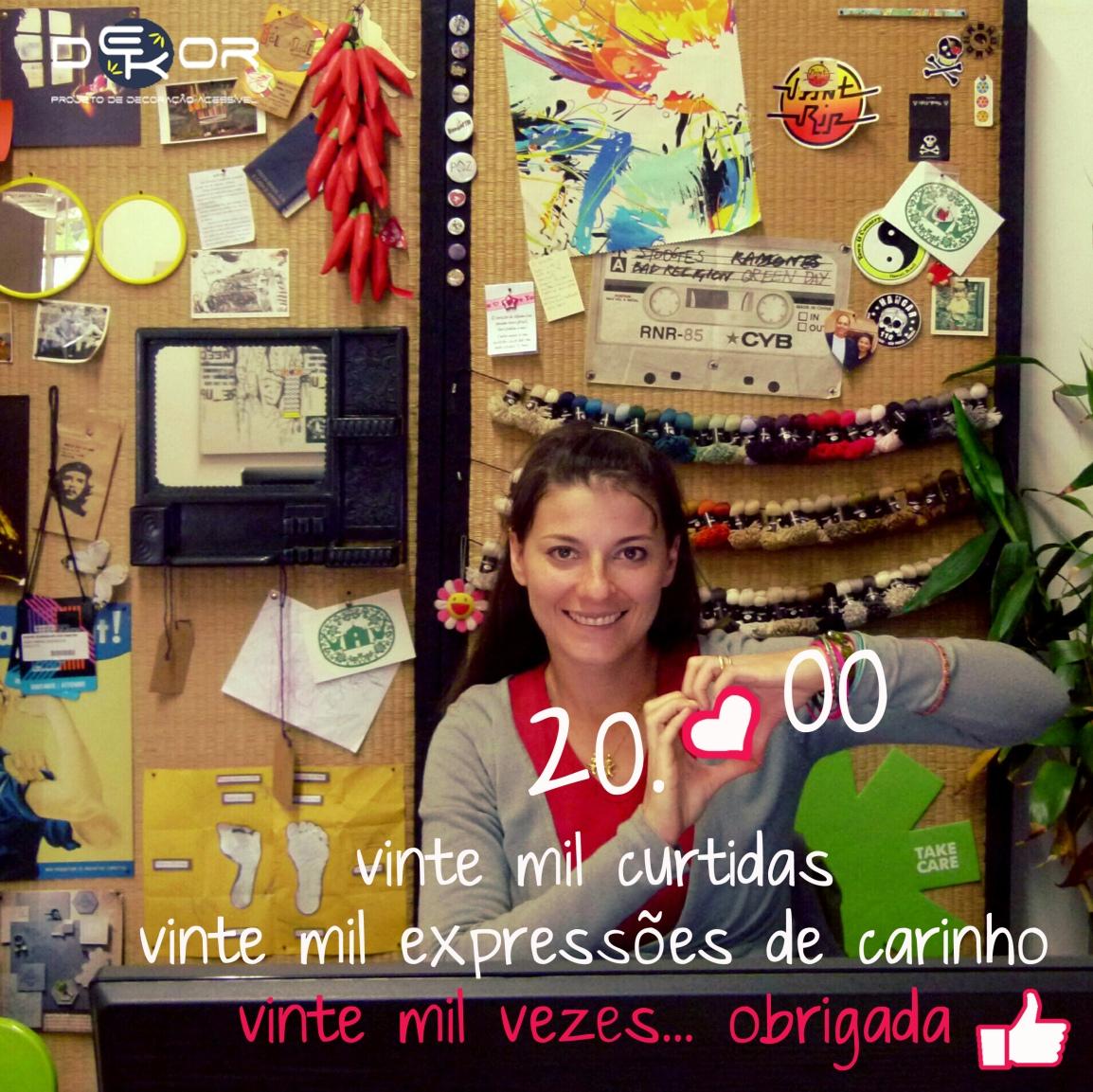 20mil ♥
