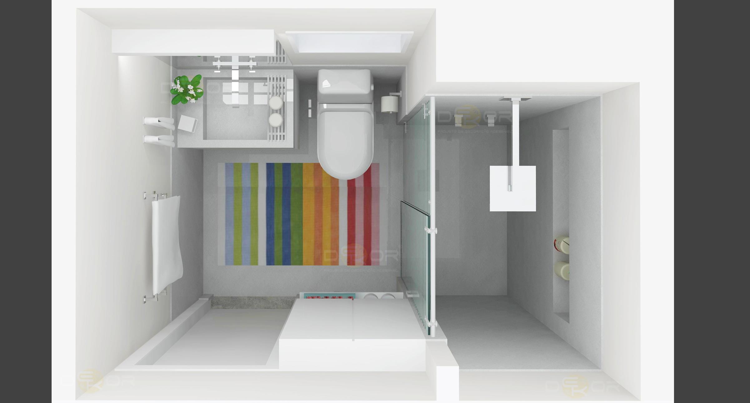 05/03/2014 2402 × 1290 Projeto de Banheiro – Decoração Online #1 #8A7439 2402 1290