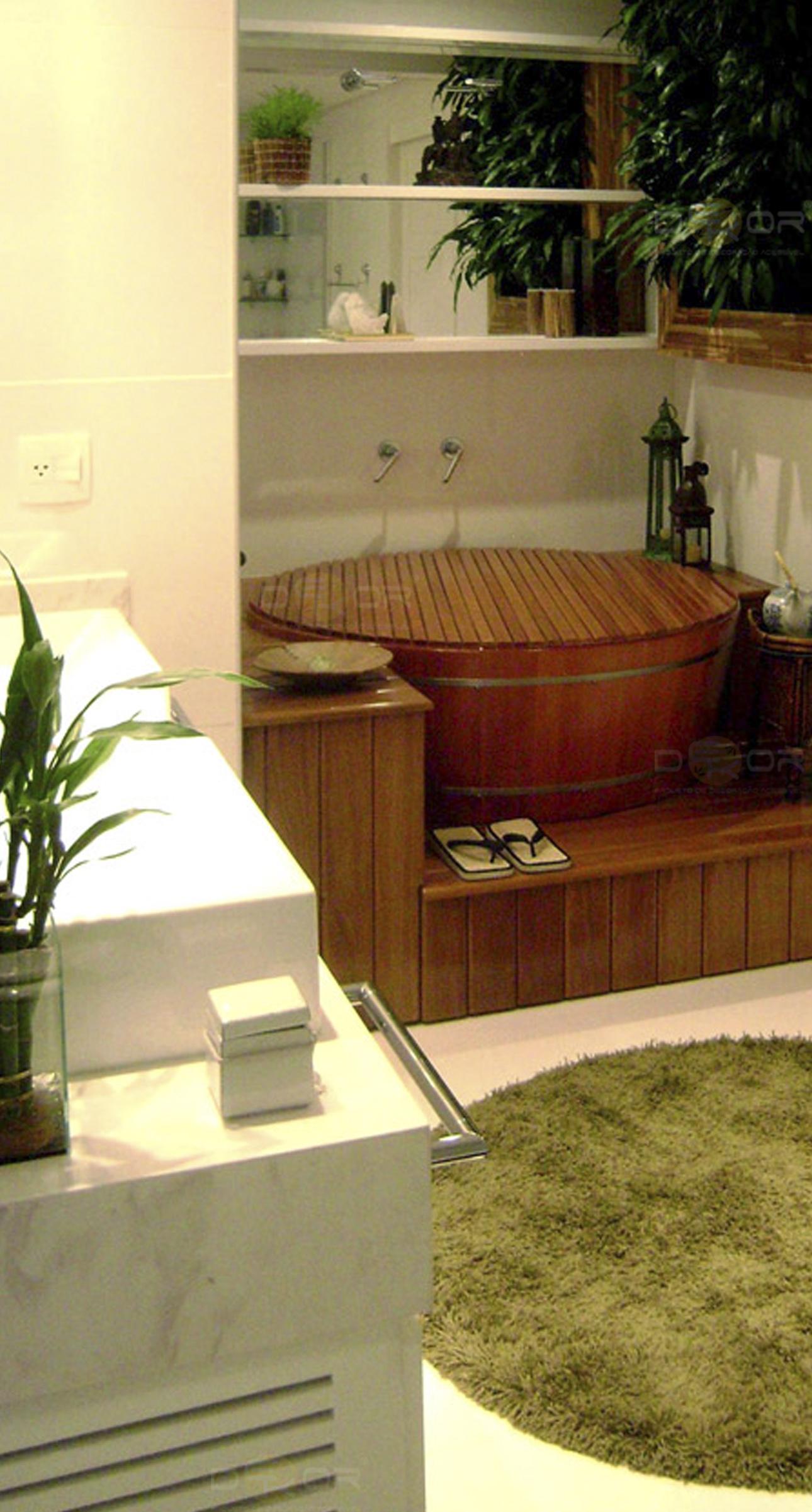 Projeto de Banheiro – Decoração Online #31 Estúdio Dekor  #BDA10E 1290 2402