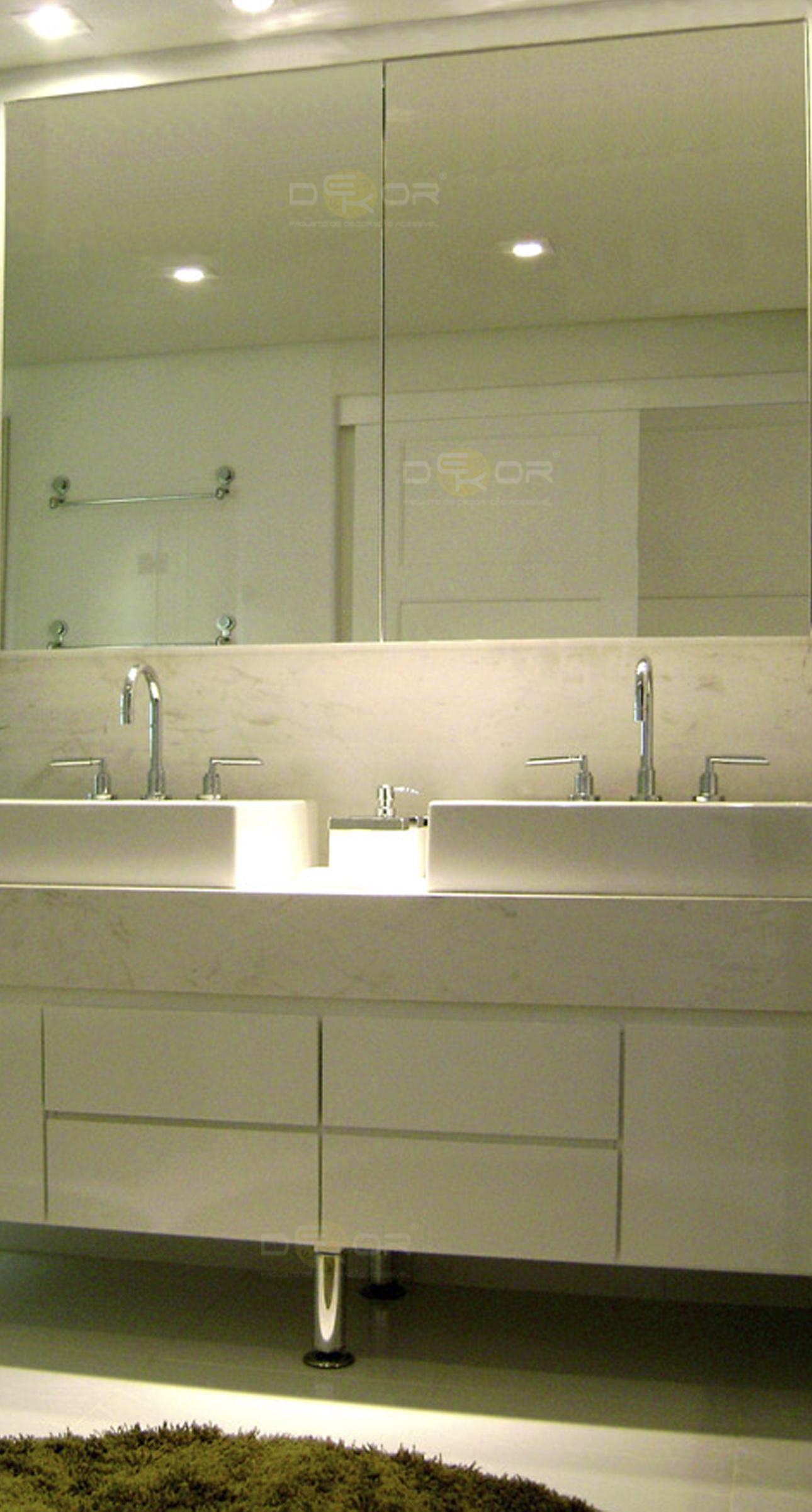 Projeto de Banheiro – Decoração Online #33 Erika Karpuk #5B5020 1290 2402
