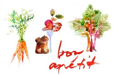 fashion-illustration-watercolor-martaspendowska-food
