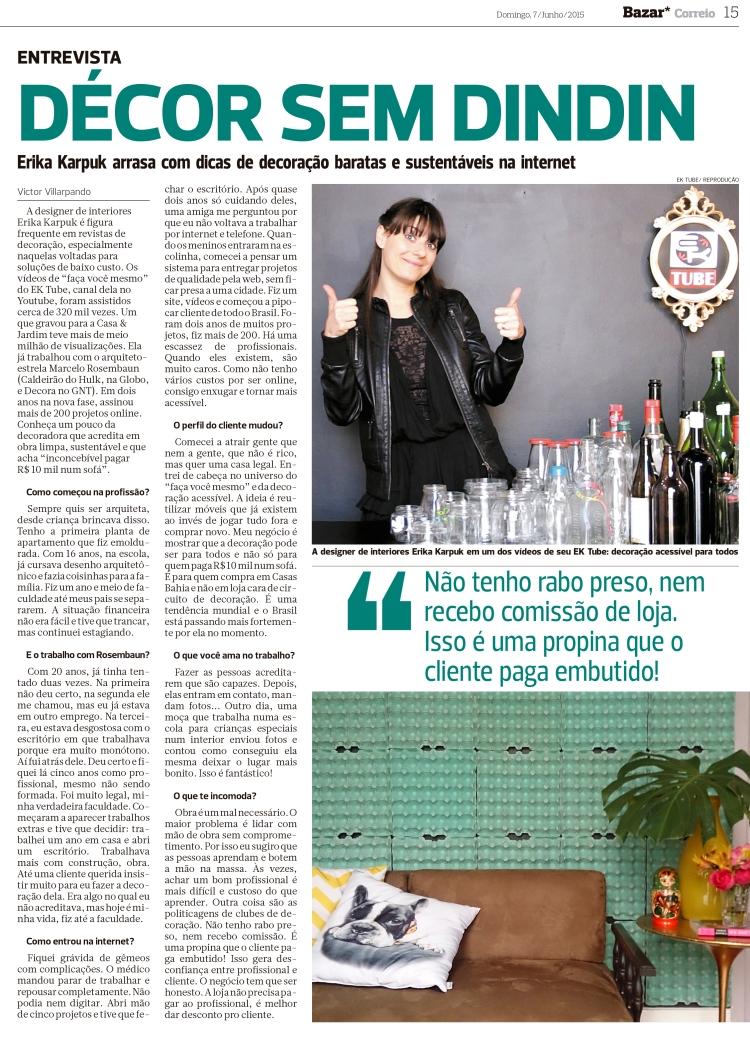 Entrevista Erika Karpuk