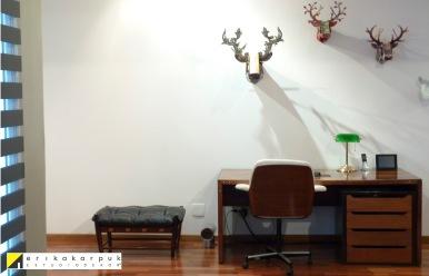 Home Office. Projeto Erika Karpuk