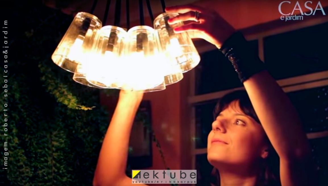 3 luminárias faça você mesmo - Erika Karpuk para Casa&Jardim