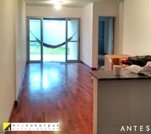 apartamento descolado ANTES1 SP projeto Erika Karpuk