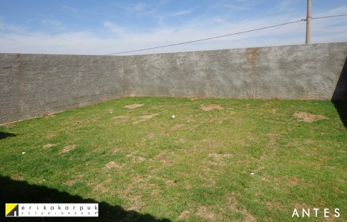 Área ANTES do projeto elaborado por Erika karpuk