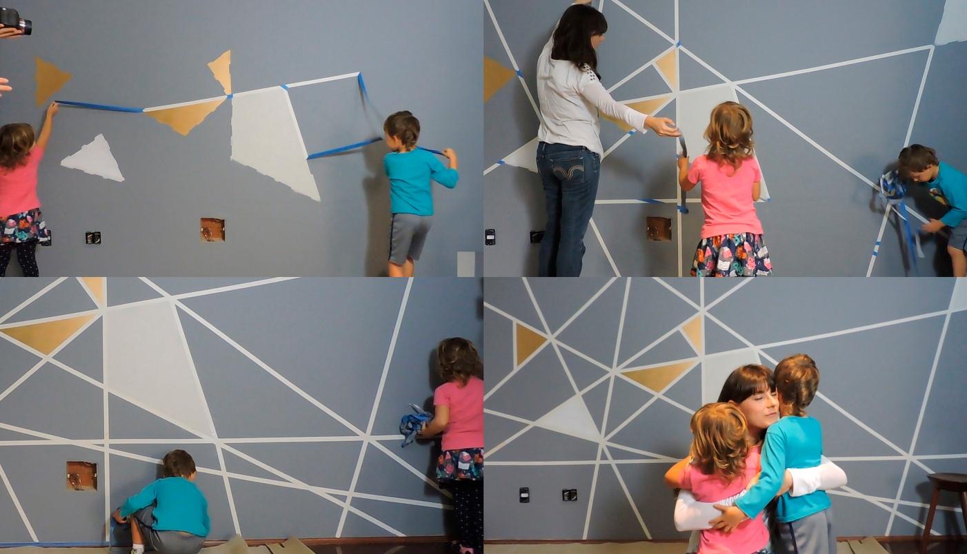 Decorando a casa com as crianças - Erika Karpuk -Disney Bubble