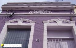 Primeiro Estúdio Dekor. Casa restaurada de 1915 . Erika Karpuk