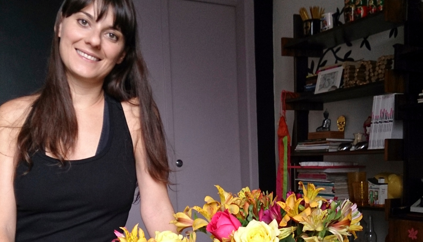 Erika Karpuk para site 1PapoReto