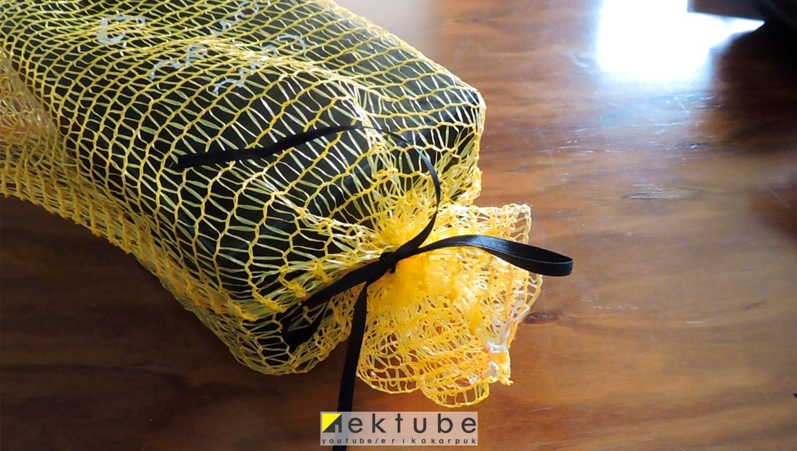 Embalagens de Presente Sustentável - EKtube por Erika Karpuk