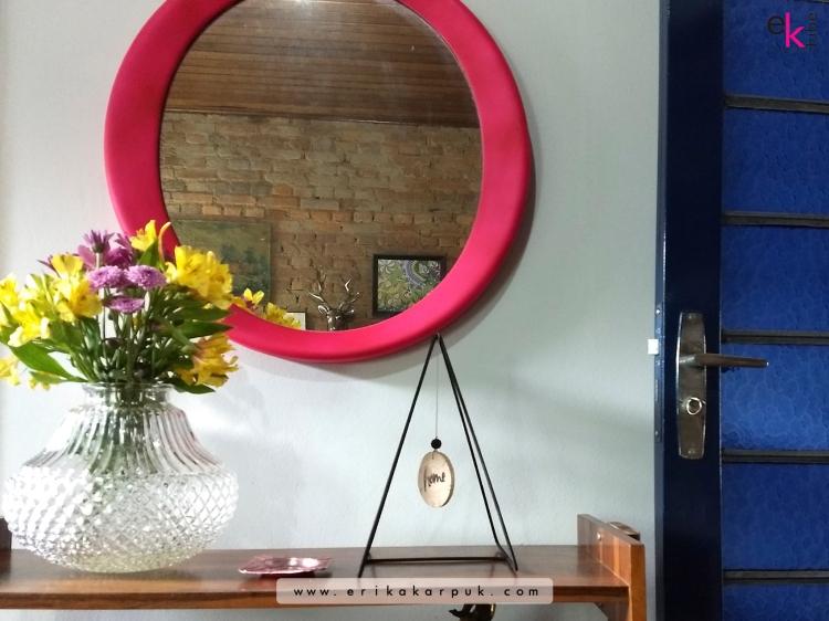 post wabi sabi - espelho rosa