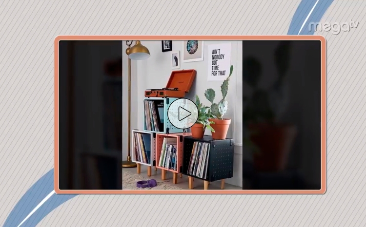 Casa e Decoração na Ofertas MegaTv por Erika Karpuk - @erikakarpuk